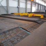 Blachy konstrukcyjne wg EN 10025/PN-81/H-92131; RSt37-2, St3S